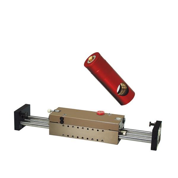Lineareinheit MSL 2 mit integrierter Feststellpatrone
